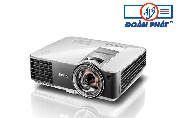 Máy chiếu siêu gần BenQ MX806ST trình chiếu HD 3D đa năng