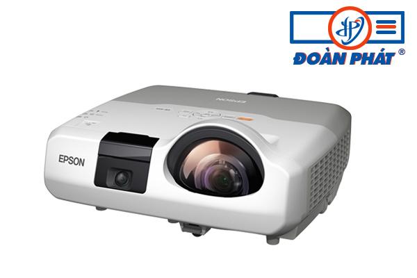 Máy chiếu Epson EB-435W máy chiếu siêu gần độ phân giải HD