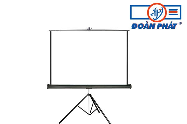 Màn chiếu 3 chân di động 100 inch (70x70) giá rẻ