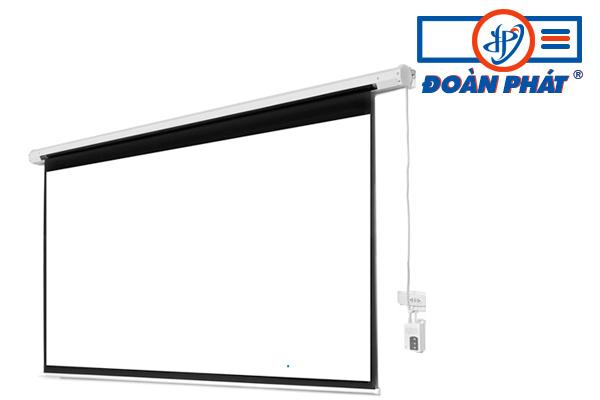 Màn chiếu điện tự động 100 inch (70x70) giá rẻ tại TpHCM