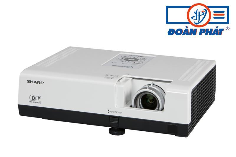 Máy chiếu Sharp PG-D3510X cũ giá rẻ độ sáng 3500 Lumen